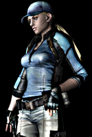 Jill Valentine by Athenly