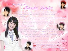 Maeda Yuuka- Story for Dreams by DoggyCandy