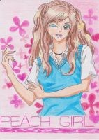 Peach Girl by Evex92