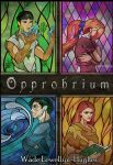 Opprobrium cover commision by AndrewRyanArt