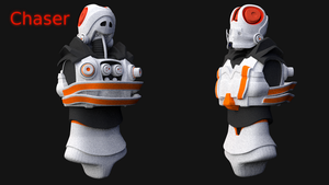 Chaser unit - wip by betasector