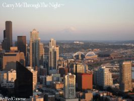 Hello Seattle by RedRedConverse