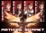 Mathieu Sommet Through time by AngelMJ