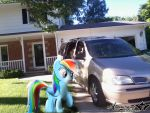 Rainbow Dash- Moving Out by BCMmultimedia