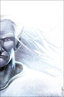 Drizzt by JohnRauch