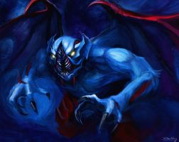 Night Stalker - Dota 2 by Cryotube
