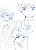 Syaoran sees Undressed Sakura? by barbypornea