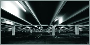 parking structure by balinlesavage