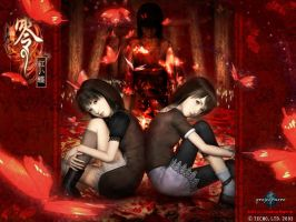Fatal Frame 2 Wallpaper by GuyaricanKitten