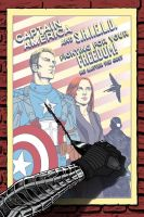 Captain America: The Winter Soldier by erinillustrates