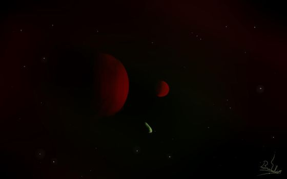 Red Planet by Sodoow