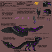 UPDATED: Apollo Reference WIP by xChemi