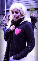 Fake heart for a dead Namine by xMorganaArTx