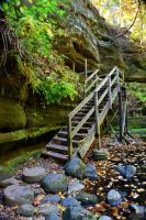 more stairs by DhxFoto