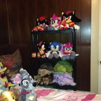 Sonic Plushies That I Have And More... by SoniatheHedgehog365