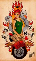 Lady Luck by G-Lerm