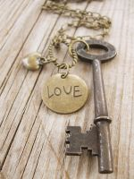 The Key Of Love by candycrack