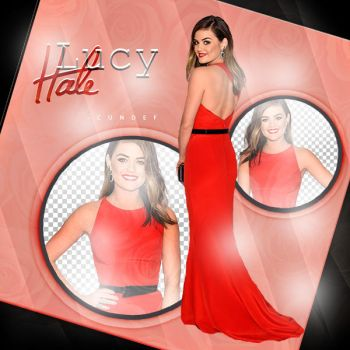 +PNG PACK |Lucy Hale by cundef