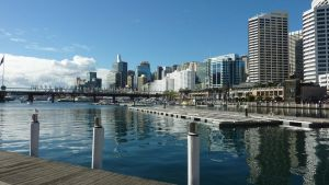 Sydney - Darling Harbour by S-moon