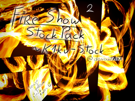 Fire Show Pack 2 by K1ku-Stock