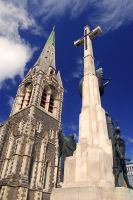 Christchurch Cathedral by Mad-Murphy