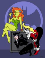 Gotham Girls by TheBlackCat-Gallery
