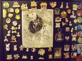 Disney 101 Dalmatian pins by DragonFireArt