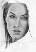 :MEGAN FOX II WIP II: by Angelstorm-82