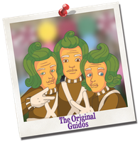 The Original Guidos by chesney