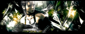 Final Fantasy by MsSimple