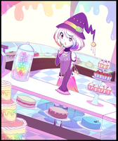 Candy Witch by LiilDanica