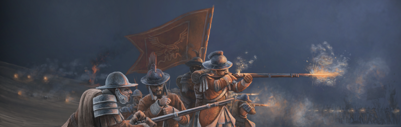 Battle of the Mithanean Gate by Aanker