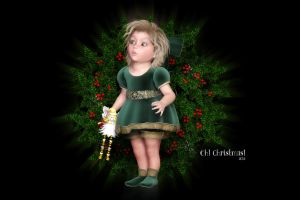 Oh!  Christmas! by Dani3D