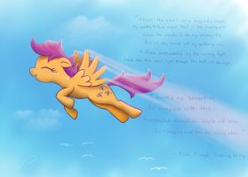 Learning To Fly by wdeleon