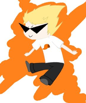 Dirk Strider by LindorChocolate