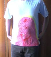 puma swede t- shirt by nkdk