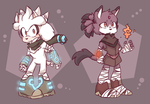 Redesigns everywheree by DiachanX
