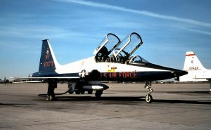 Texas Talon's number one by F16CrewChief