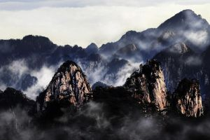 Huang Shan Mountain-30 by SAMLIM