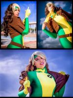 Rogue X-Men by Angeloid-Ikarus