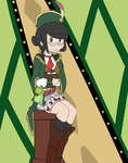 Guildmarm Doodle by KoikoPunk-Unded