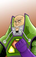 Super-Powers Lex Luthor by Thuddleston