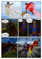 Superboy: The Exile page 18 by kevmann