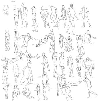 Poses5 by Voi-Tech