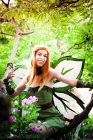 In The Glade by AmynTheOutcast