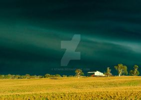 Morning Storm by stanb