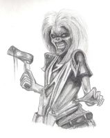 Iron Maiden, Killers by gothicwhisper