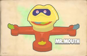 Mr. Mouth by Hartter