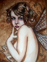Natural Beauty Aceo by artwoman3571
