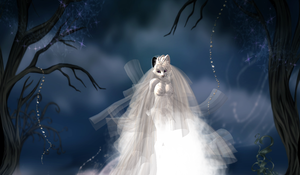 Ghostly Bride - Kwyet by safyia110